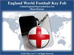 England Football Magnet Pin